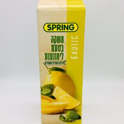 Jus Menthe Citron Spring
