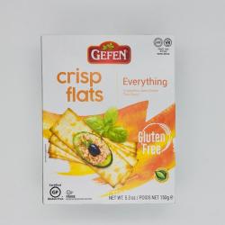 Crackers Crips Flats