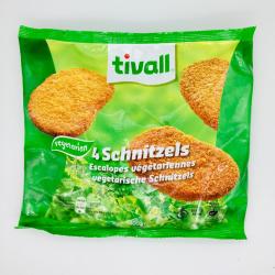 Schnitzels végétariens