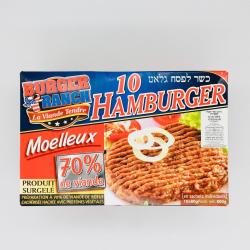 Steak Burger ranch