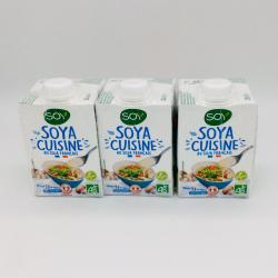 Crème Soja