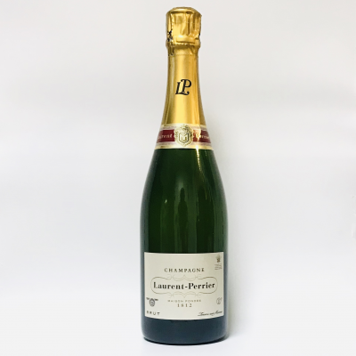 Champagne Cacher Laurent Perrier